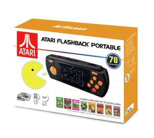 Atari Portable Game Console with 70 Games - Now £44.99 @ Argos / Argos Ebay
