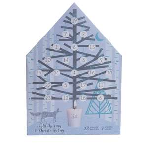 Wilko Candle advent calendar £10 + Free c&c