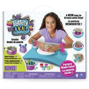 Pottery cool studio £19.61 prime / £24.36 non prime on Amazon
