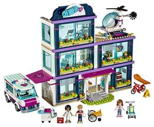 Lego Friends 41318 Heartlake Hospital £49.41 Delivered on Amazon & Other Lego Friends Deals on Amazon