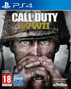 Call of Duty: WWII - COD WW2 - PlayStation4 PS4 Game