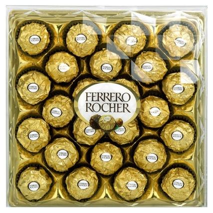 Ferrero Rocher Chocolate Box of 24 £5.50 @ Wilko