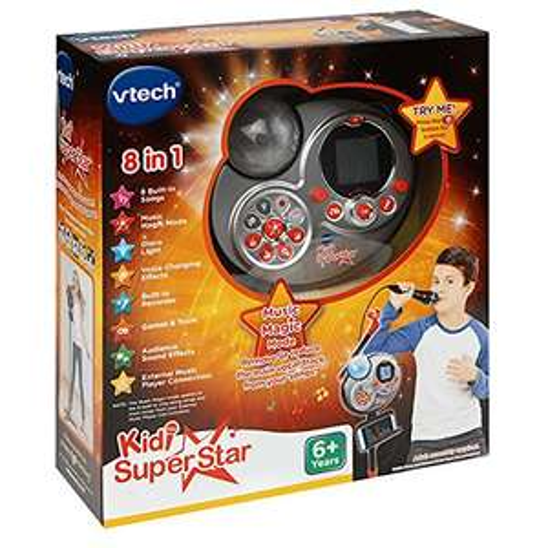 "Vtech 178563 ""Kidi Super Star"" Toy, Black 21.79 (Pink £29.06) @ Amazon"