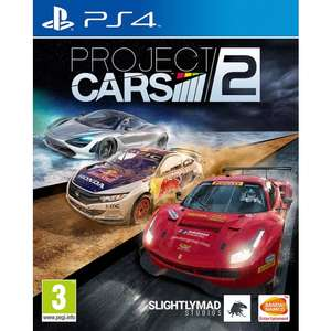 [PS4] Project CARS 2 - £29.95 / Forza 7 - £29.95 - TheGameCollection