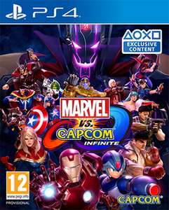 Marvel Vs Capcom Infinite (PS4/Xbox One) £22 Delivered @ Tesco (Amazon Matched)