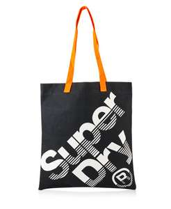 Official Superdry tote bags  - £3.99 delivered @ Superdry