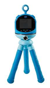 Vtech Kidizoom Flix Playset in Blue - £25.43 from original RRP of £59.99 - So 58% off at Amazon