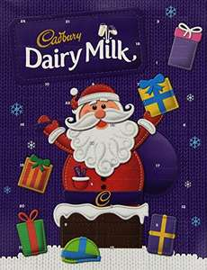 6 Chocolate Advent Calendars for £6 (Add-on Item) @ Amazon