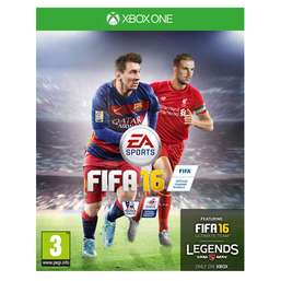 Fifa 16 New from game for £1.99 Xbox £2 PS4 @ Game