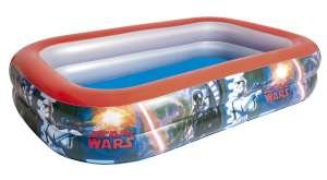 Bestway Star Wars Family Paddling Pool 778L £9.29 (Prime) - £14.04 (non Prime) @ Amazon