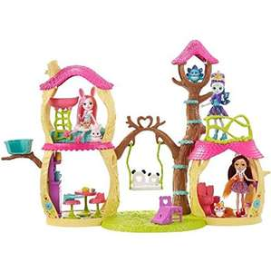 Enchantimals Playhouse Panda Set £21.79 @ Amazon