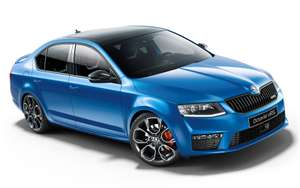 Skoda Octavia Hatchback 2.0 TSI 245 vRS 5dr - 2 yr lease with 10,000 mileage allowance £5709.96 @ Fleet prices