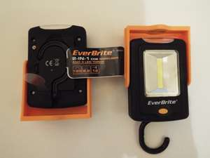 Handy little  worklight reduced to £1.50 instore at Asda