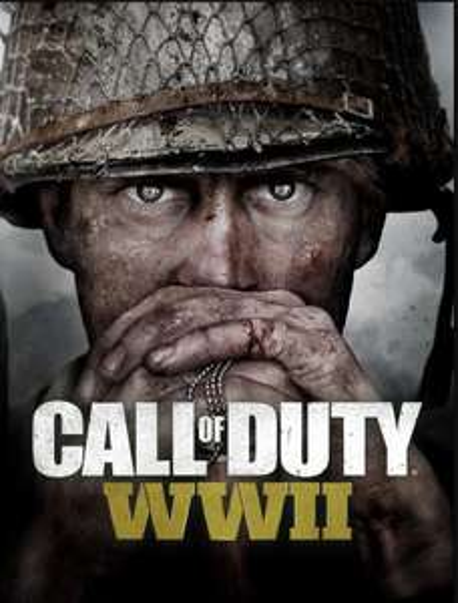 Call of Duty: WWII Steam Key PC EU £36.83 @ Scdkey