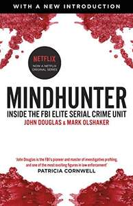Mindhunter Kindle Edition 99p - The book that inspired the Netflix series.