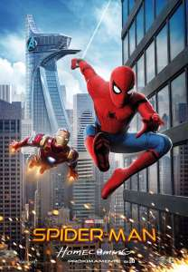 100% Cashback on Spider-Man: Homecoming (HD) - Rakuten TV (£6.99) via Topcashback