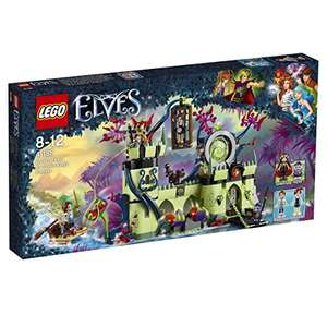 Lego Elves 41188 Breakout from the Goblin King's Fortress £47.23 delivered @ Amazon and other Lego Elves sets reduced!