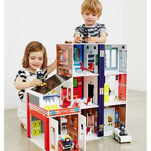 Fire station £63 with code Mothercare/ELC