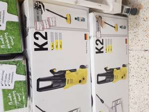 Karcher K2 Pressure Washer £37.50 @ Wilkinsons Halesowen