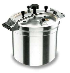 hotel, industrial size pressure cooker £16.87 prime / £12.62 non prime @ Amazon (Temporarily out of stock)