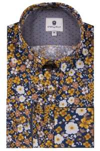 Steel and Jelly Mens Shirts 20% Everything Free Delivery over £50 (Shirts from £22.40)