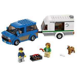 Lego Van and Caravan £10.17 prime, £14.16 non prime @ Amazon