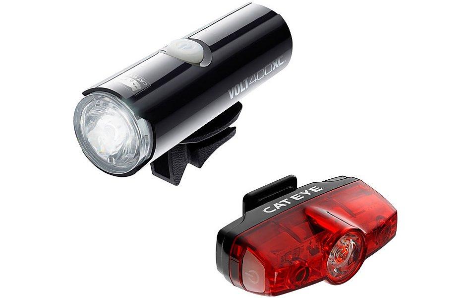 Cateye Volt 400 XC/Rapid Mini Bike Light Set £40.48 was £69.99 @,Halfords