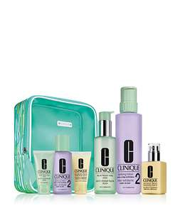 Clinique great skin everywhere set- skin type 1/2 £40