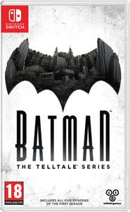 Batman telltale series pre order   Nintendo Switch £17.95 @ Coolshop