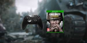 Xbox Elite controller and Call Duty World War 2 £109.99 @ Argos