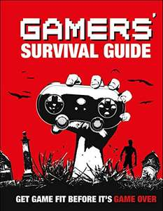 The Gamers Survival Guide Format:  Hardback Book only £2.85 Free C&C @ The Works