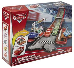 Disney Cars DVF38 Cars Transforming Lightning McQueen Playset  £17.99 Prime @ Amazon