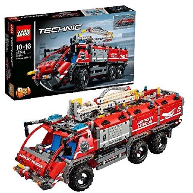 Lego Technic Airport Rescue Vehicle £58.13 @ Amazon