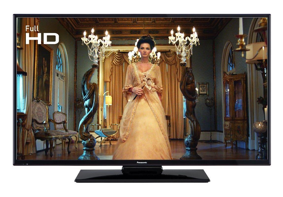 Refurbished Panasonic TX-43D302B 43 Inch Full HD LED TV Freeview HD USB Playback Black £269.99 @ Panasonic Ebay
