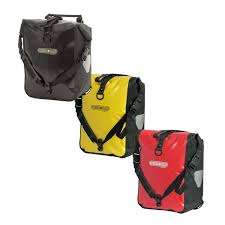 Ortlieb Front Roller Classic 25L Pannier Bag Pair Various Colours £69.99 @ Rutland Cycing