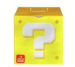 Super Mario Coin Block Money Bank - Great Present! £12.49 @ Argos