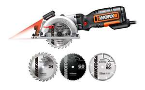 WORX WX427 XL 710W Compact Circular Saw £89.99 @ amazon