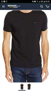Hilfiger Denim Men's Original Crew Neck Short Sleeve T-Shirt,