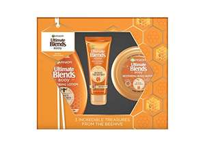 Garnier Ultimate Blends Honey Treasures Gift Set £6.00  rrp £13.99 amazon (£8.99 non Prime)