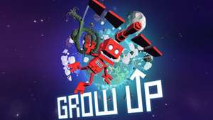 'Grow Up' Steam ubisoft game sequel to 'Grow Home = £3.91 @ fanatical with code FANATICAL10
