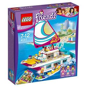 LEGO Friends 41317 Sunshine Catamaran at Amazon for £37.78