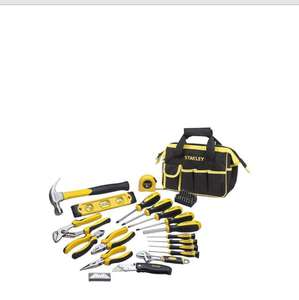 Stanley STANLEY 61 PIECE TOOL KIT INLC SOFT TOOL BAG @ Very for £34.99