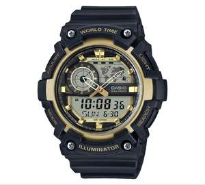 Casio Black and Gold Combi Watch @ Argos was £49.99
