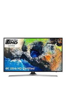 Samsung 50MU6120 LED 4K TV @ Very for £429.99