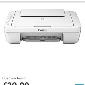 Canon PIXMA MG3051 wireless all in one printer @ Tescodirect for £29