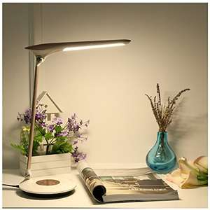 Touch Control Fold-able Eye-Care Lamp with Power Adapter