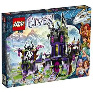 Lego Elves 41180 Ragana's Magic Shadow Castle £39.97 delivered @ Amazon (Prime exclusive)