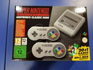 SNES Mini Back in Stock - £79.99 @ Smyths Toys Speke
