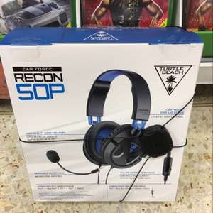 Turtle Beach Recon 50P headset £14.99 in-Store Sainsbury's