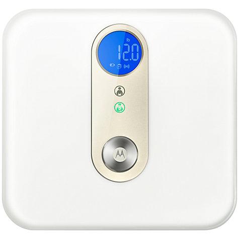 Motorola Smart Nursery Baby & Me Scales - £39.99 @ John Lewis